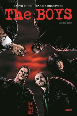 The Boys: Gnadenlos-Edition. Bd.1