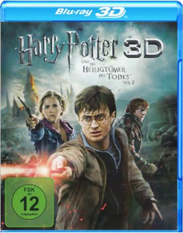 Harry Potter und die Heiligtümer des Todes (Teil 2) in 3D