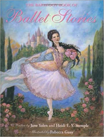 The Barefoot Book of Ballet Stories (Englisch)