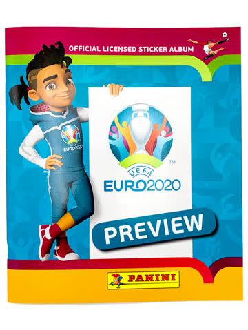 456 - SUI 28 - Haris Seferović - UEFA Euro 2020 Preview