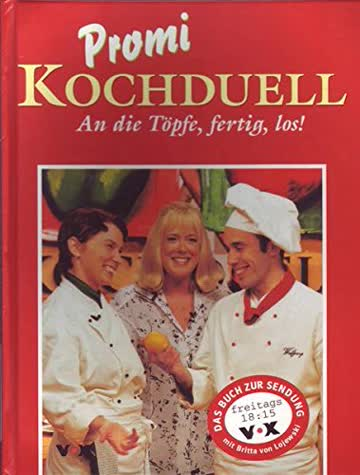 Promi Kochduell: An die Töpfe, fertig, los!