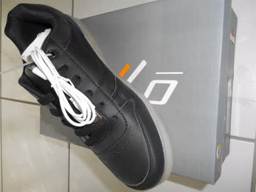 Sneakers mit Discobeleuchtung