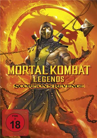 Mortal Kombat Legends