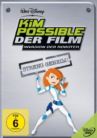 Kim Possible der Film: Invasion der Roboter