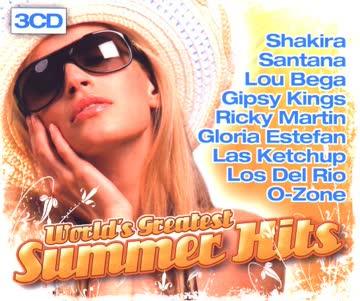 Verschiedene - World's Greatest Summer Hits (3 CD)