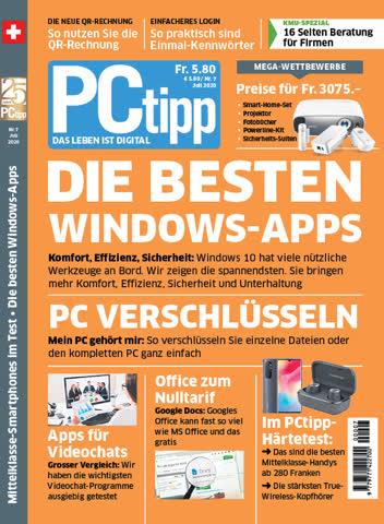 PCtipp Nr7 Juli 2020