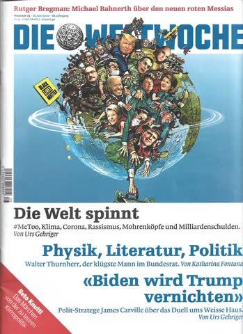 Zeitschrift - Weltwoche 25/2020