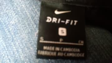 Schwarze Trainerhose, Nike, Dri-fit, Gr. S, kaum getragen