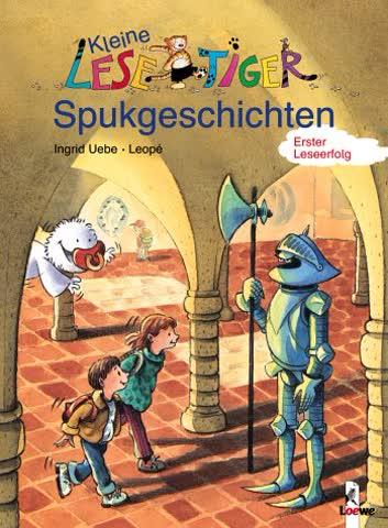 Kleine Lesetiger-Spukgeschichten