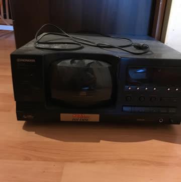 Pioneer Mega Changer 101 Disc