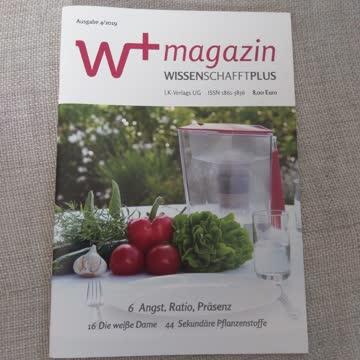 WissenschafftPlus magazin