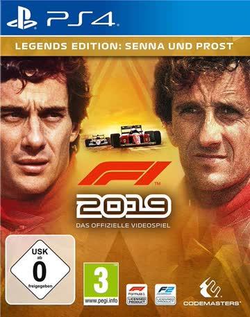 F1 2019 Legends Edition