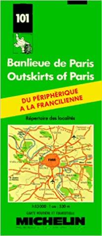 Vororte von Paris