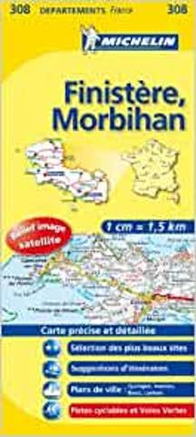 Frankreich: Finistière, Morbihan