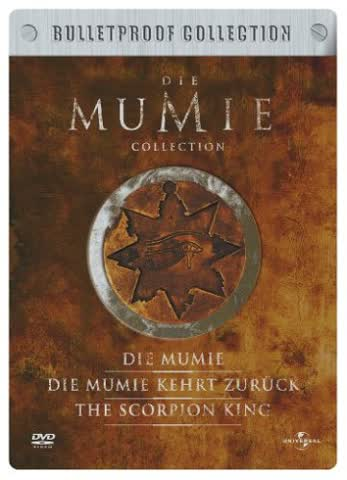 Die Mumie Collection - Metal-Pack [3 DVDs]