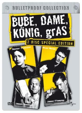 Bube, Dame, König, Gras - Metal-Pack [SE] [2 DVDs] [Special Edition]