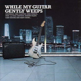 Various Artists - While My Guitar Gently Weeps [UK-Import]