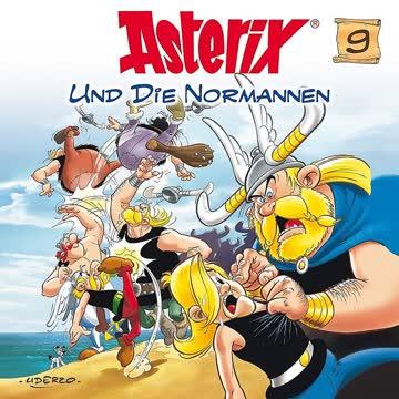 Asterix und die Normannen (9)