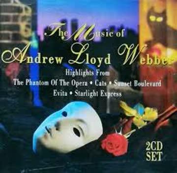 The Music of Andrew Lloyd Webber : 2 CD set