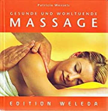 Gesunde und wohltuende Massage