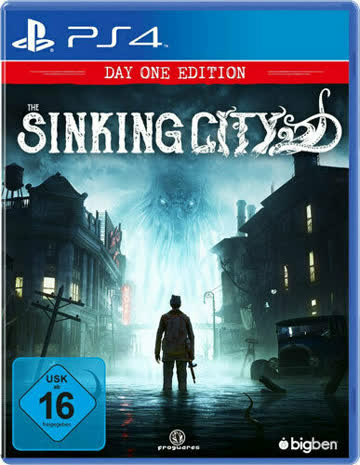 THE SINKING CITY - LIMITED DAY ONE EDITION