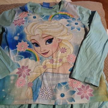 Pijama oberteil Elsa gr 116