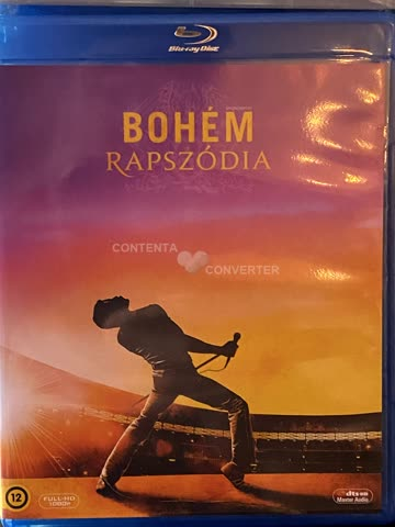 Bohem Rapszodia (ungarisch)