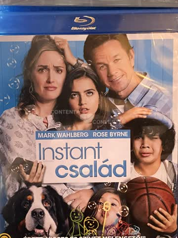 Instant Csalad (Instant Family) (ungarisch)