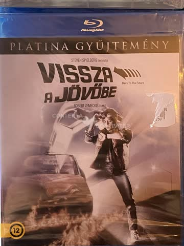 Vissza a Jövöbe (Back to the Future) (ungarisch)