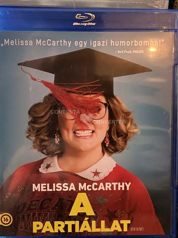 Melissa McCarthy - A Partiallat (ungarisch)