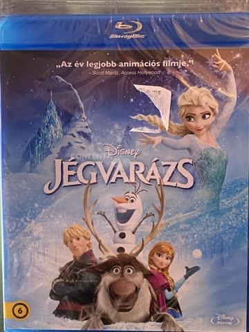 Jegvarazs (Frozen) (ungarisch)
