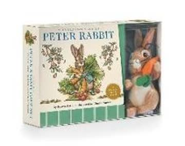The Peter Rabbit Plush Gift Set