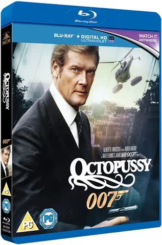 Octopussy BD [Blu-ray] [1983]