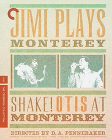 Jimi Plays Monterey & Shake! Otis At Monterey (Crterion Collection)