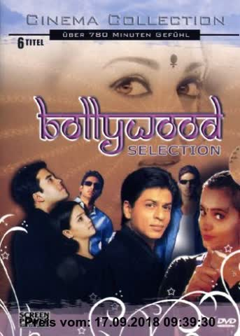 Bollywood Selection - (Cinema Collection 3 DVDs)