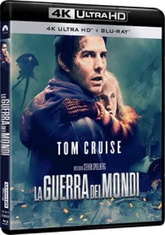 War Of The Worlds - La Guerra dei Mondi [4K Ultra HD + Blu-ray] (IT-Import)