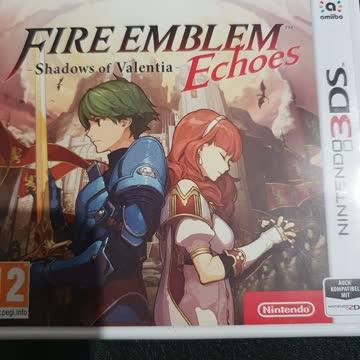Nintendo 3DS Fire Emblem Echos