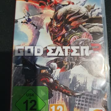 Nintendo Switch God Eater