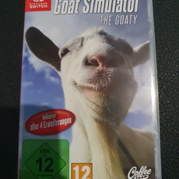 Nintendo Switch Goat Simulator