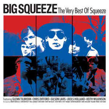 Squeeze - Big Squeeze - The Very Best Of Squeeze - Limited Edition 2CD