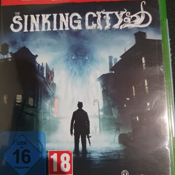 Xbox One Lovecrafts Sinking City