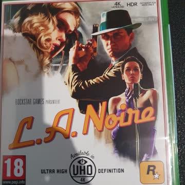 Xbox One L.A. Noire