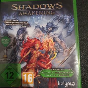 Xbox One Shadows Awakening