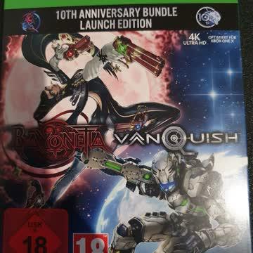 Xbox One Bayonetta Vanquish