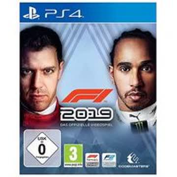 F1 2019, Formel 1, Das offizielle Videospiel