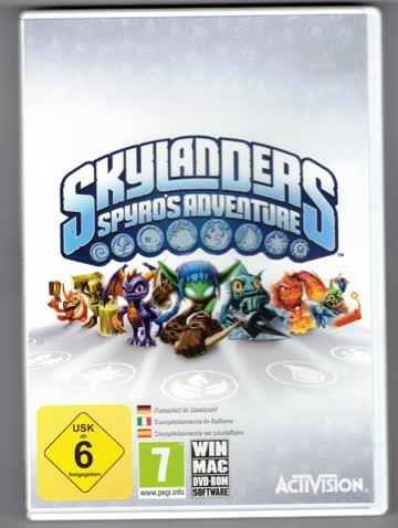 Skylanders - Spyro's Adventure DVD-ROM