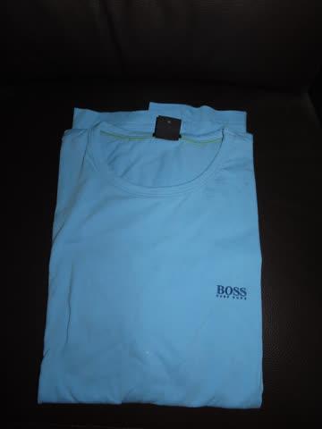 Hugo Boss T-Shirt hellblau