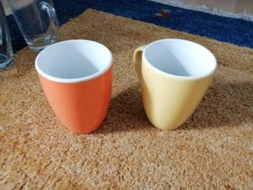 zwei Tassen