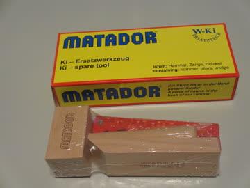 Matador - Ersatzwerkzeug