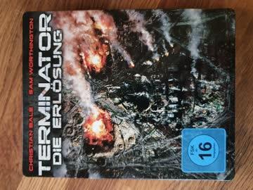 Terminator Die Erlösung Steelbook
